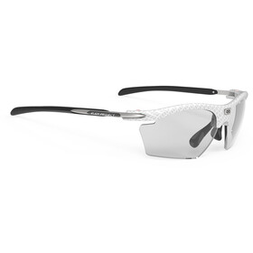 Rudy Project Rydon Slim Okulary rowerowe, white carbonium - impactx photochromic 2 black